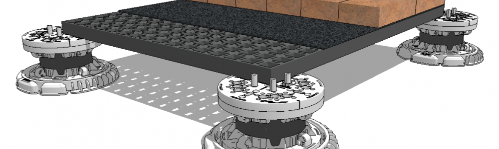 BIM for Outdoor Floor System® package assemblies